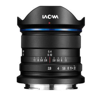 Laowa 9mm f/2.8 Zero-D Vaste Brandpuntafstand Lens voor Sony E