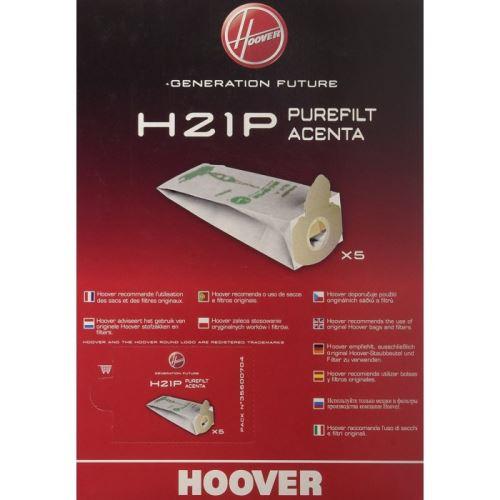 Sacs aspirateur x5 h21 - hoover - 9818262