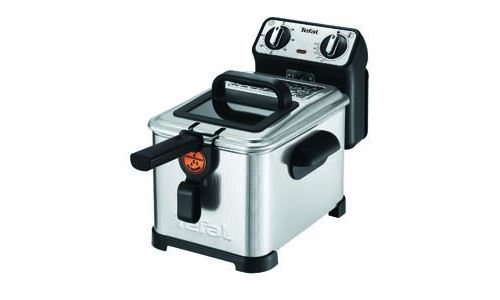 Tefal Filtra Pro - Friteuse - 4 litres - acier inoxydable