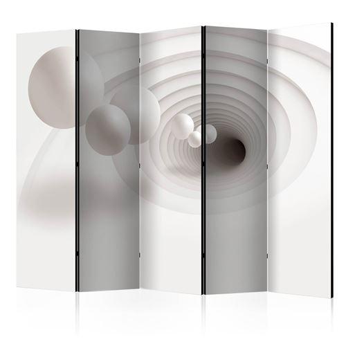 Paris Prix - Paravent 5 Volets source 172x225cm