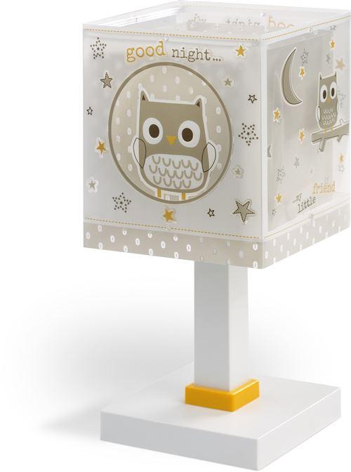 Dalber lampe de table Bonne nuit 29 cm