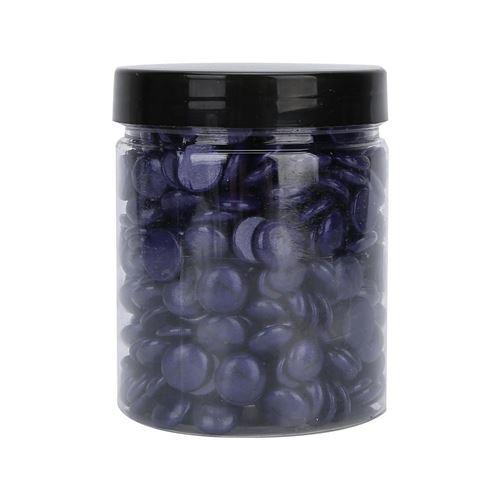 Perle de cire Blue ZOO 150g pour Épilation Visage Jambes Corps Violet