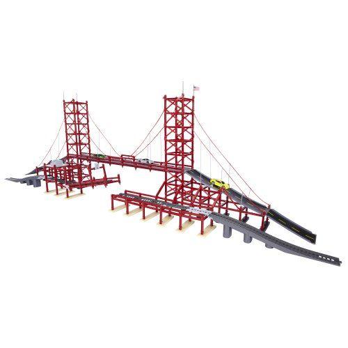 Kit de construction de pont-levis Power City Construction