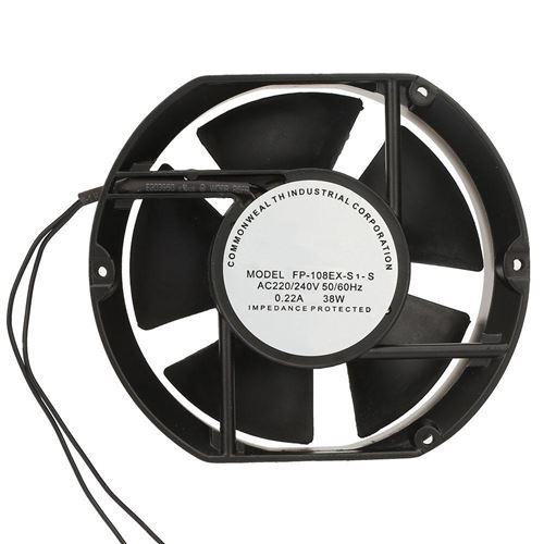 Ventilateur de Refroidissement Axial Fp-108Ex-S1-S Ac Ac220V 38W