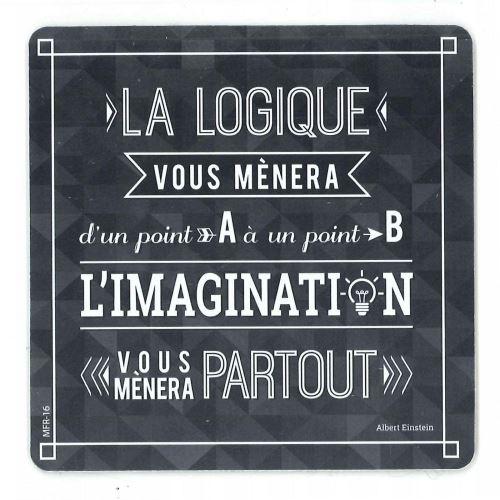 Stick'Deco Magic - La Logique Vous Mènera d'un Point A à un Point B...