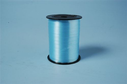 Ruban Curl 250mx10mm - bleu moyen