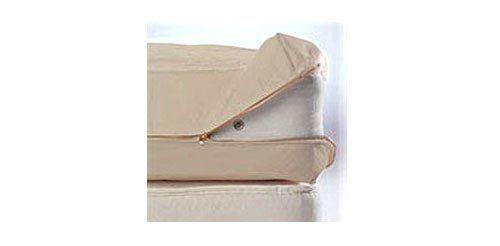 Couverture de matelas (anti- allergie) –Cotton Fresh – (60 x 122 x 10cm)