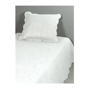 VENT DU SUD Couvre lit BOUTIS 100% coton Byzance   180x250 cm