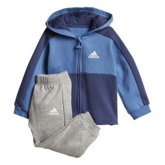 23 Ensemble Linear Sportswear Hoodie Adidas Bleu Fleece Ans zpqMVSU