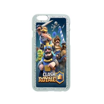 coque iphone 6 clash royale