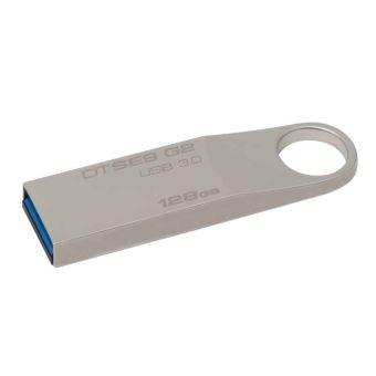 Kingston DataTraveler SE9 G2 - clé USB - 128 Go