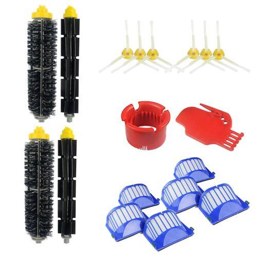 Accessoire pour IRobot 600 610 620 650 Série Aspirateur de remplacement
