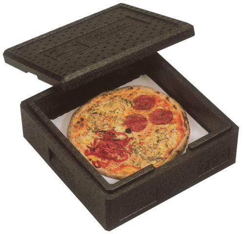 Mallard ferriere-box pizza carre ht 10 cm