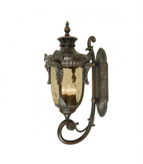 Applique Philadelphia 64 cm, bronze antique, grande
