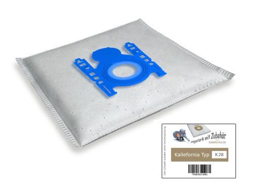 Kallefornia k28 10 sacs pour aspirateur Bosch BSGL32210 GL-30 2200W