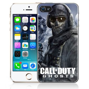 Coque pour iPhone 5 5S call of duty ghosts