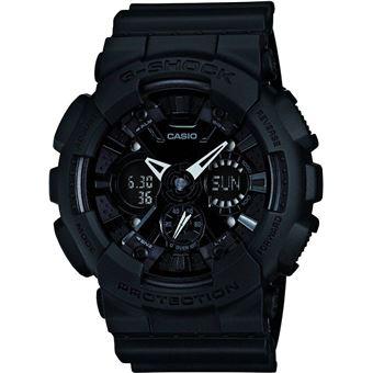 Montre Homme Casio G-Shock GA-120BB-1AER Noir - Montre à ...