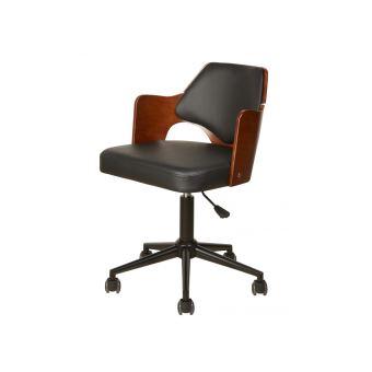 De Work Achatamp; Noir PrixFnac Télescopique Bobochic Bureau Chaise dhtsrCQ