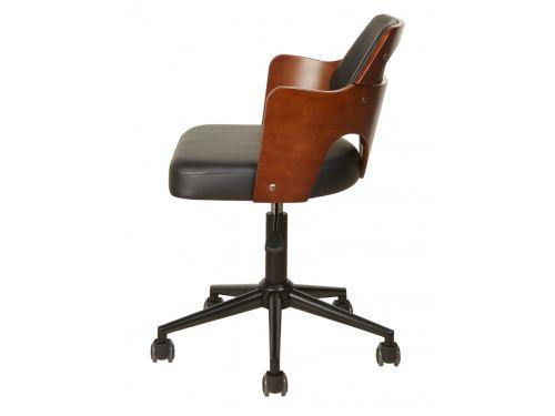 BOBOCHIC bureau télescopique Chaise WORK de Noir gyY7bf6