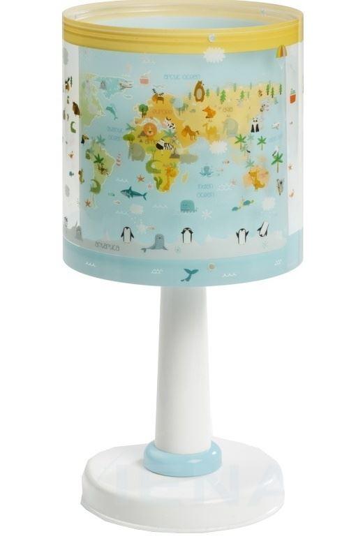 Dalber Lampe de table Baby World 29 cm