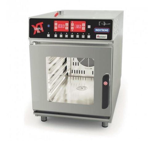 Four électrique professionnel - commandes électroniques - GN 1/1 - 5,2 kW - Inoxtrend -