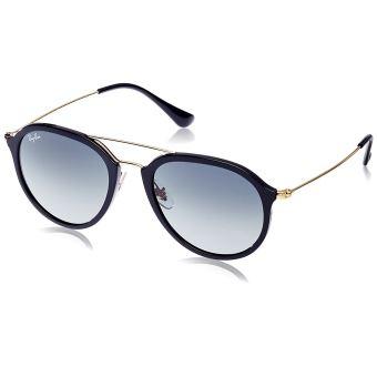 078f28d8fbfb22 Ray-Ban Lunettes de soleil pilotes plastiques en noir RB4253 601 71 53 -  Lunettes - Achat   prix   fnac