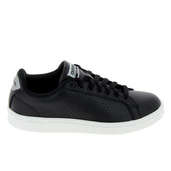 ADIDAS CF Advantage Cl Noir Argent 36.5 Homme Chaussures