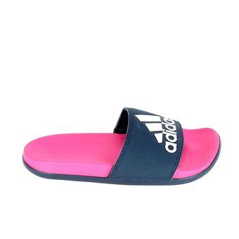 ADIDAS Adilette Bleu Rose 38 Femme - Chaussures et chaussons ...
