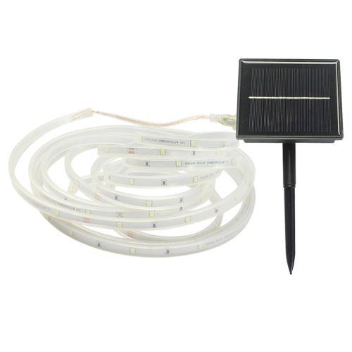 LED solaire lumière de bande 100LED extérieur Pelouse romantique Décoration Fée Light Strip_Home41