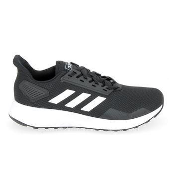 ADIDAS Duramo 9 Noir Blanc 46 Homme - Chaussures et chaussons de ...