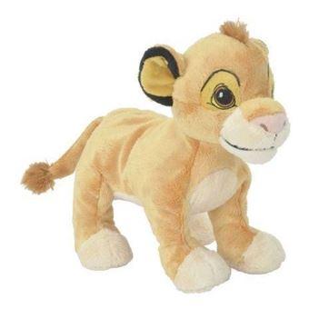 Peluche disney simba 37cm le roi lion animaux de la - Animaux du roi lion ...