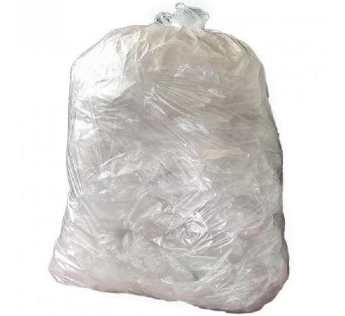 Sacs poubelle transparents jantex 80l