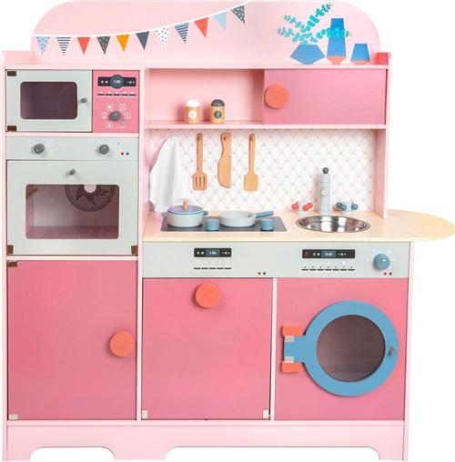 Cuisine pour enfant - bois - Rose Gourmet - 11465