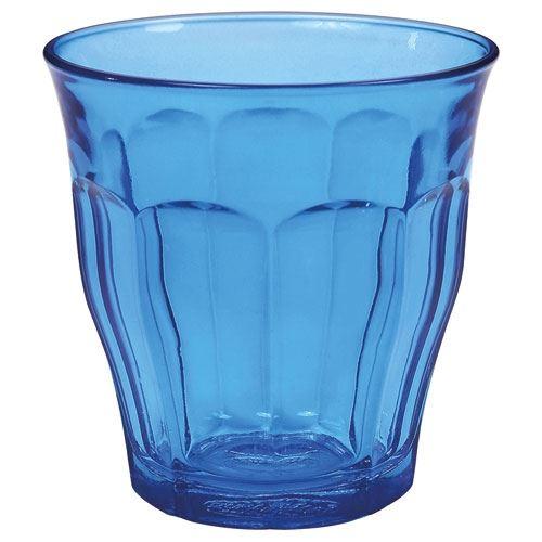 Picardie gobelet x6 bleu 25cl duralex 1027sr06a11sb
