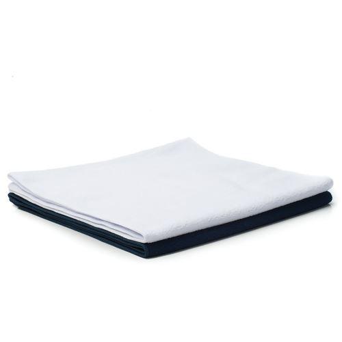 Towel City - Serviette de sport en microfibre (Taille unique) (Noir) - UTRW4454