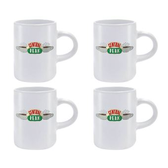 ESPRESSO MUG FRIENDS CENTRAL PERK**