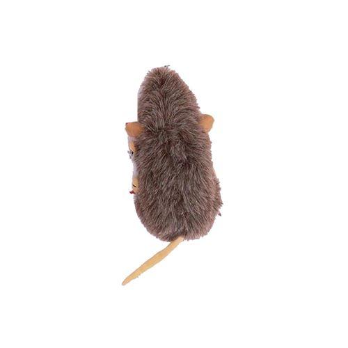 Faux Rat pour animaux - Jouet pour chien