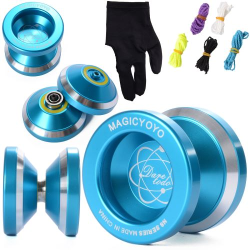 Magic Yo Yo N8 instable en alliage d'aluminium XCSOURCE
