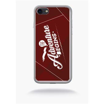 coque bordeaux iphone 7