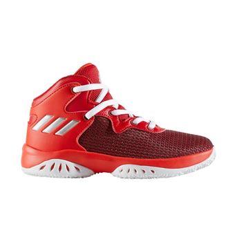 28 Enfant Rouge De 5 Explosive Pointure Pour Adidas Bounce Crazy Chaussure Basketball PkTuOXZi