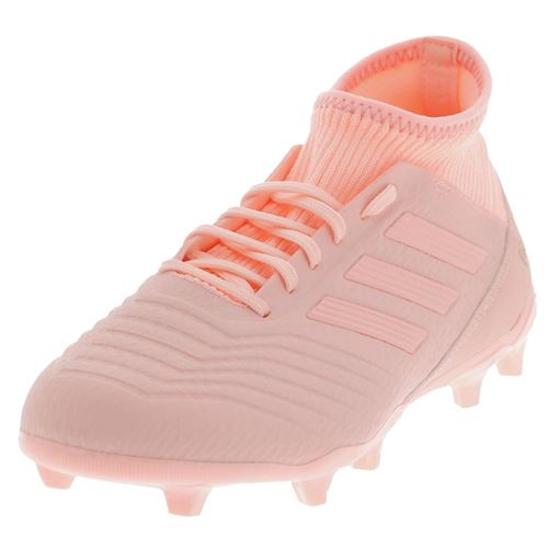Soldes > chaussure foot adidas rose > en stock