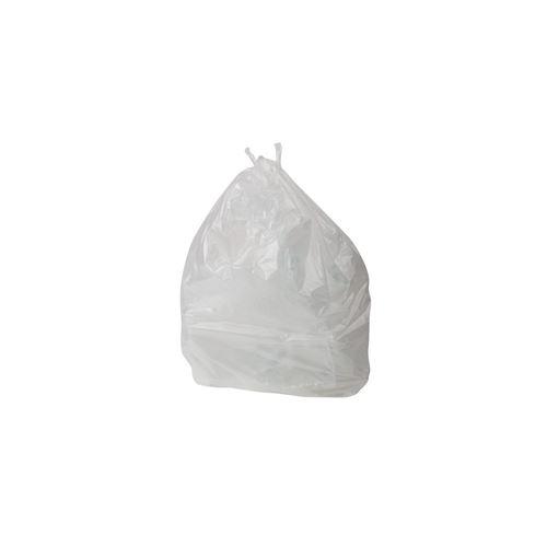 Sacs poubelle transparents 5kg jantex x200