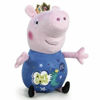 Bebe Puericulture 1 Peluche Peppa Pig 18 Cm Doudou Jouet Analyticstoai Com