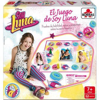 Calendrier De Lavent Soy Luna.Soy Luna Jeu De Societe