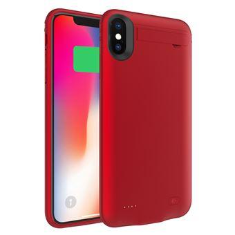 coque rechargable iphone xs max