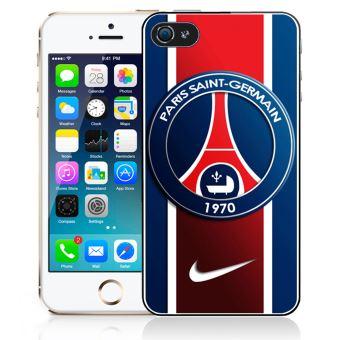 Coque pour iPhone 5 5S paris saint germain psg nike