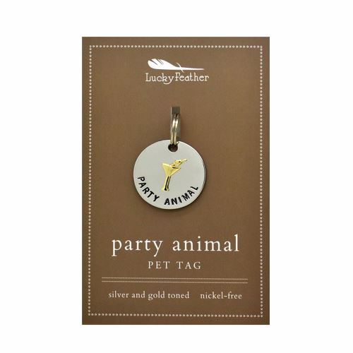 Pet Tag - Party Animal