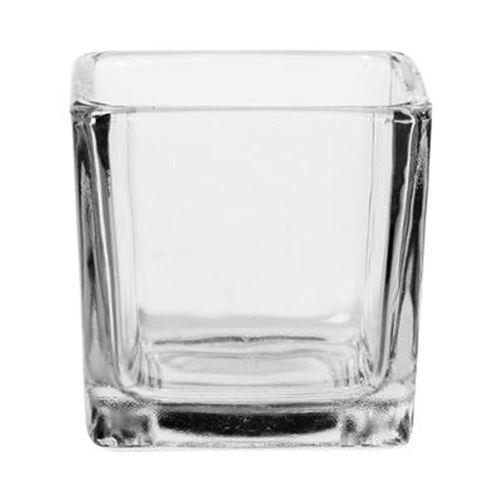 luminion carré transparent 5,3 cm