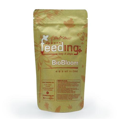 Engrais biobloom powder feeding 125gr - green house