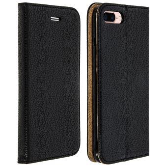 coque iphone 8 plus portefeuille silicone